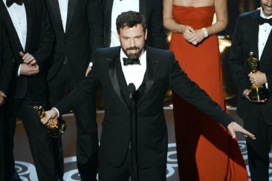 Ο μεγάλος νικητής Μπεν Άφλεκ, σκηνοθέτης του Argo